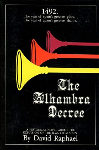 9780962077203: The Alhambra Decree