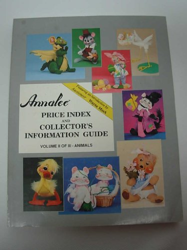 9780962083020: 002: Annalee Price Index and Collector's Information Guide: Animals