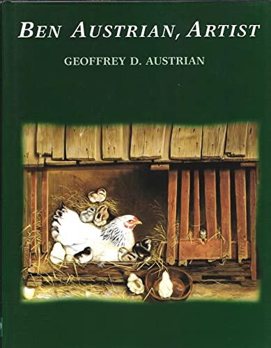 Ben Austrian, Artist {FIRST EDITION}: Austrian, Geoffrey