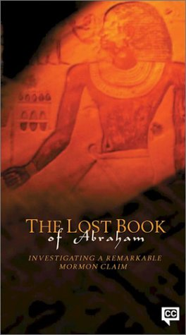 9780962096334: The Lost Book of Abraham : Investigating a Remarkable Mormon Claim [VHS]