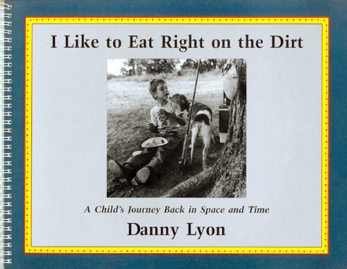 I Like to Eat Right on the: Lyon, Danny