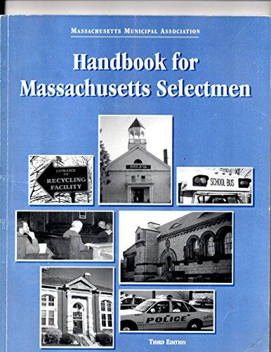 9780962106408: Handbook for Massachusetts selectmen