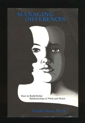 9780962153419: Managing Differences