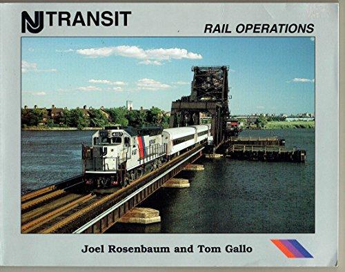 9780962154164: NJ Transit Rail Operations
