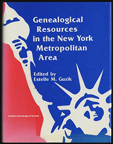 Genealogical Resources in the New York Metropolitan Area