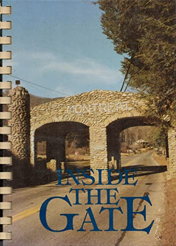 Inside The Gate Cook Book Montreat Scottish Society: various