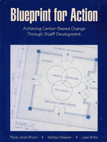 9780962189425: Blueprint for Action: Achieving Center Based Change Through Staff Development