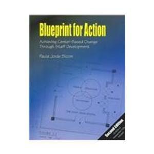 9780962189487 blueprint for action achieving center based change imagen de archivo malvernweather Images