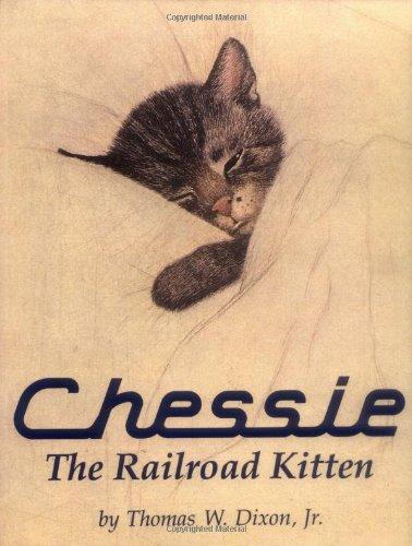 9780962200311: Chessie: The Railroad Kitten