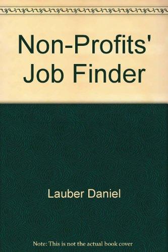9780962201950: Non-profits' job finder