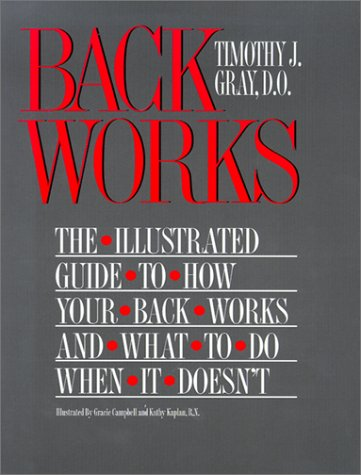 9780962226915: Backworks: The Illustrated Guide to How Your Back Works and What to Do When It Doesn't