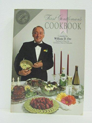 First Gentleman's Cookbook: Orr, William D., Holloway-Eiche, Pamela