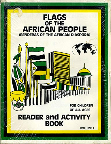 9780962234095: Flags of the African People (Benderas of the African Diaspora)