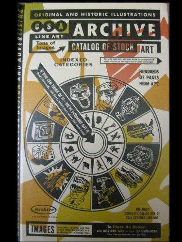CSA Line Art Archive Catalog