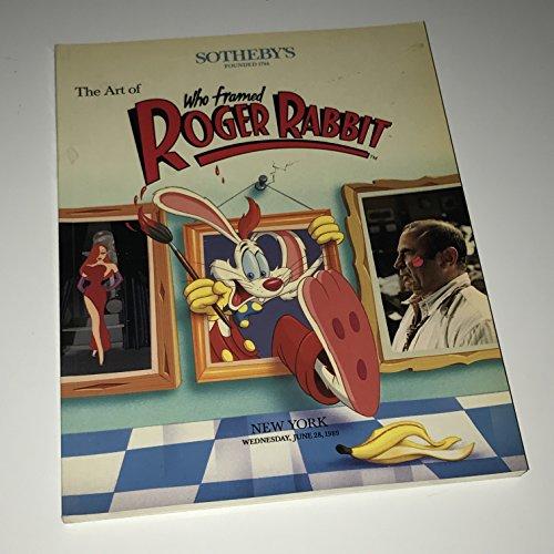 9780962258800: The Art of Who Framed Roger Rabbit