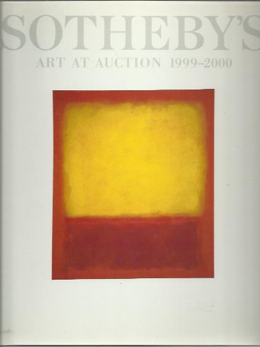 Sotheby s Art At Auction 1999-2000. (Hardback)