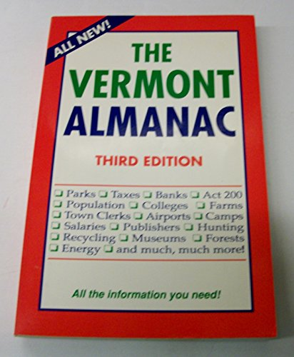 The Vermont Almanac [Third Edition]: Suzanne Church (Editor) Shepherd