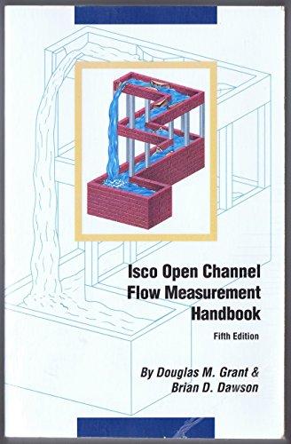 9780962275722: Isco Open Channel Flow Measurement Handbook Fifth Edition
