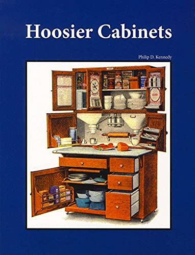9780962283116: Hoosier Cabinets