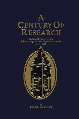 A Century of Research : Centennial History: Stephen F. Strausberg