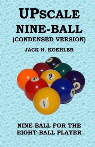 9780962289040: Upscale Nine-Ball (Condensed Version)