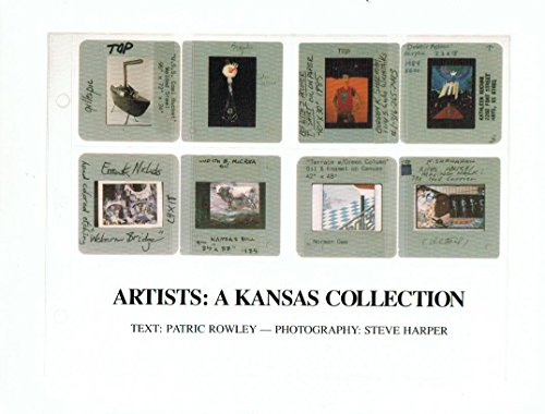 Artists a Kansas Collection: Rowley, Patric