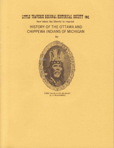 9780962325335: History of the Ottawa and Chippewa Indians of Michigan