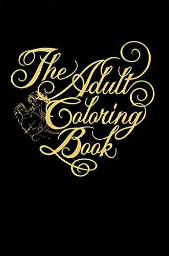9780962328411: The Adult Coloring Book