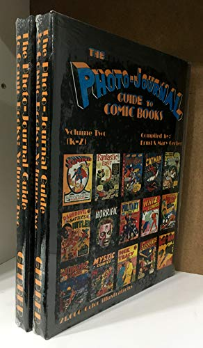 The Photo-Journal Guide to Comic Books Volume: Gerber, Ernst &