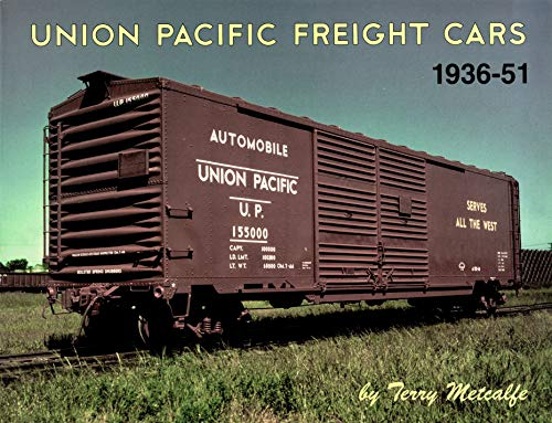 9780962334719: Union Pacific Freight Cars, 1936-1951