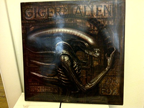 9780962344701: Giger's Alien: Bioethics for Consumers