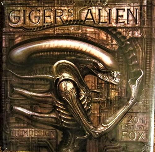 9780962344701: Giger's Alien