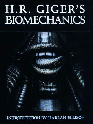 9780962344718: H. R. Giger's Biomechanics