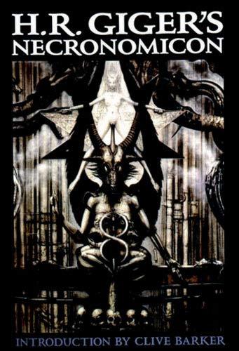 9780962344725: H.R. Giger's Necronomicon