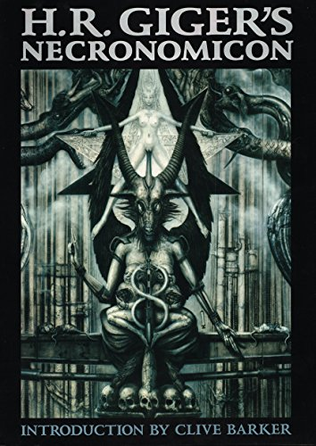 9780962344725: H.R. Gigers Necronomicon By Giger, H. R.