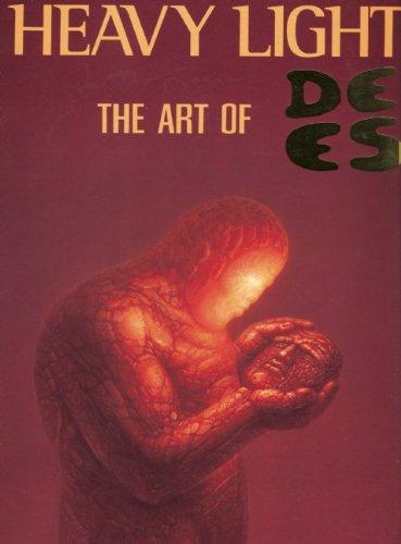 9780962344787: Heavy Light: The Art of De Es