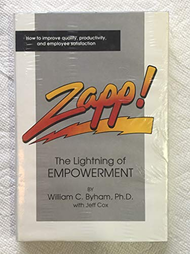 9780962348303: Zapp!: the Human Lightning for Empowerment