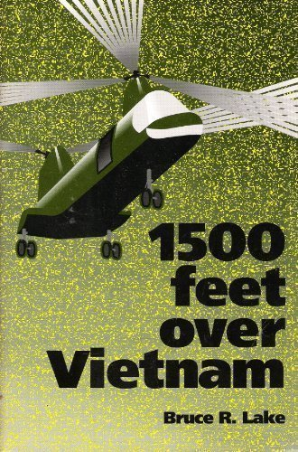 9780962350023: 1500 feet over Vietnam: A marine helicopter pilot's diary
