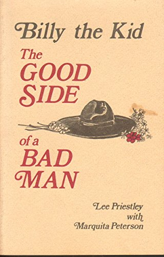 9780962368202: Billy the Kid: The good side of a bad man