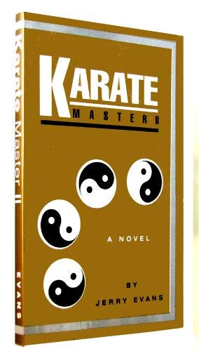 Karate Master II (0962369853) by Jerry Evans