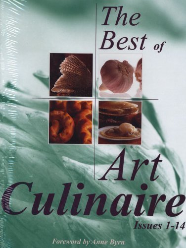 The Best of Art Culinaire ( Issues 1-14): Mitterer, Franz