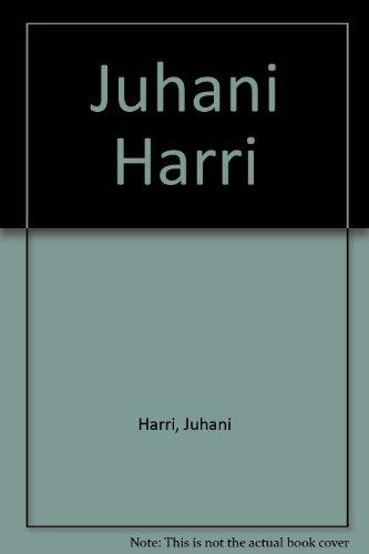 Juhani Harri: Harri, Juhani