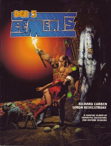 9780962384172: Elements (Den) [Import] [Paperback] by Corben, Richard