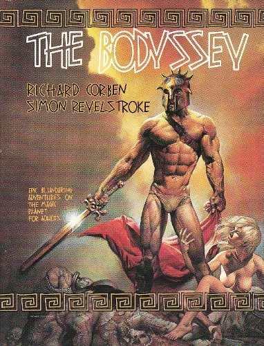 The Bodyssey: Corben, Richard; Simon Revelstroke