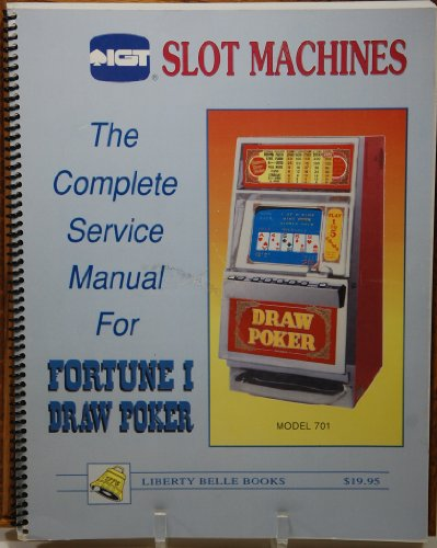 9780962385292: Igt Slot Machines: Fortune 1 Draw Poker