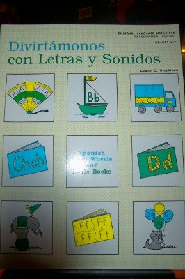 9780962409615: Divirtamonos Con Letras Y Sonidos Grades K-12 BLM-9321