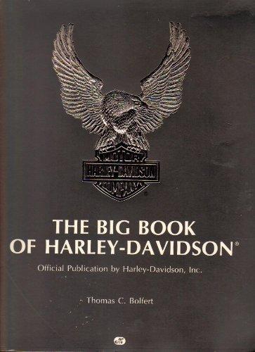 9780962411304: Big Book of Harley-Davidson