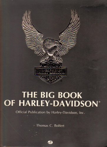 9780962411304: The big book of Harley-Davidson: Official publication