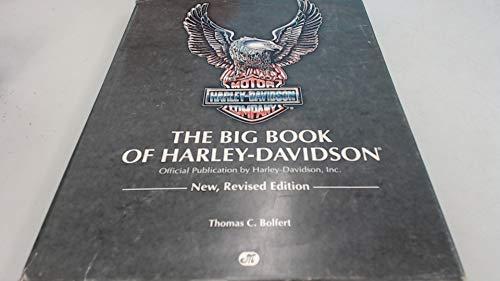 9780962411311: The Big Book of Harley-Davidson: Official Publication