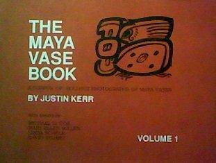 9780962420801: The Maya Vase Book: A Corpus of Rollout Photgraphs of Maya Vases: 001